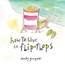 A book by Sandy Gingras